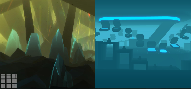 Panoramical and Islands